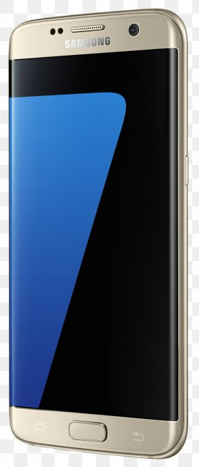 Mobile Shop - Samsung GALAXY S7 Edge Smartphone 4G PNG