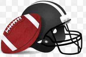 American Football - American Football NFL Football Helmet Jersey Clip Art PNG