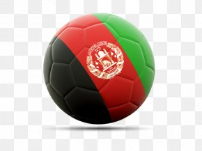 Football Flags - Flag Of Afghanistan Afghanistan National Football Team PNG