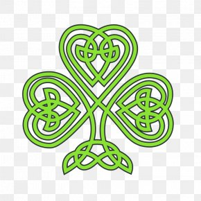 Free Vine Clipart - Shamrock Free Content Saint Patricks Day Clip Art PNG