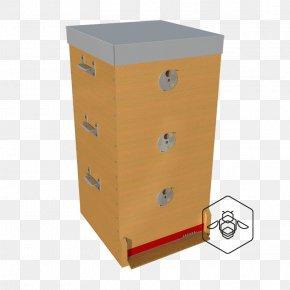 Ul - Western Honey Bee Beehive Beekeeping Hive Frame PNG