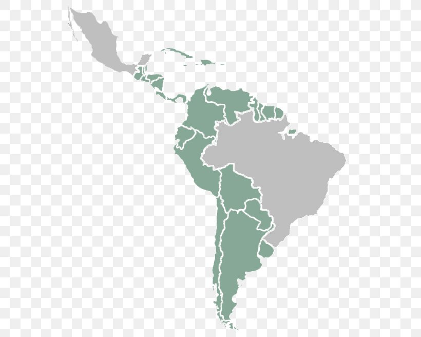 South America United States Latin America Map, PNG ...