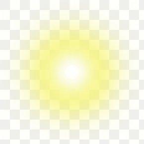 Sun Halo - Light Glare PNG