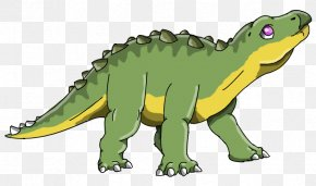 Tyrannosaurus Stegosaurus The Sharptooth Chomper Ducky PNG