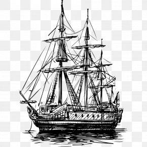 Yacht - Sailing Ship Watercraft PNG