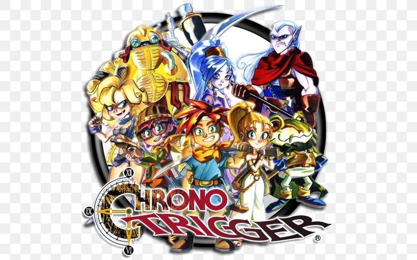 Chrono Trigger Super Nintendo Entertainment System, PNG, 512x512px, Chrono Trigger, Chrono, Deviantart, Display Resolution, Fiction Download Free