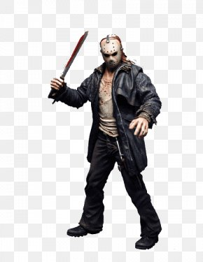 Jason - Jason Voorhees Friday The 13th: The Game Cinema Of Fear Mezco Toyz PNG