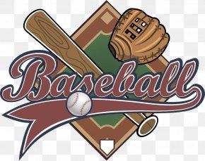 Gloves Baseball Bat Logo - Baseball Bat Baseball Glove Baseball Field Batting Helmet PNG