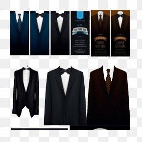 Suit - Tuxedo Suit PNG