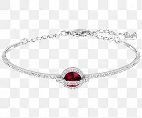 Swarovski Jewelry Garnet Ruby bracelet - Bangle Earring Bracelet Jewellery Swarovski AG PNG
