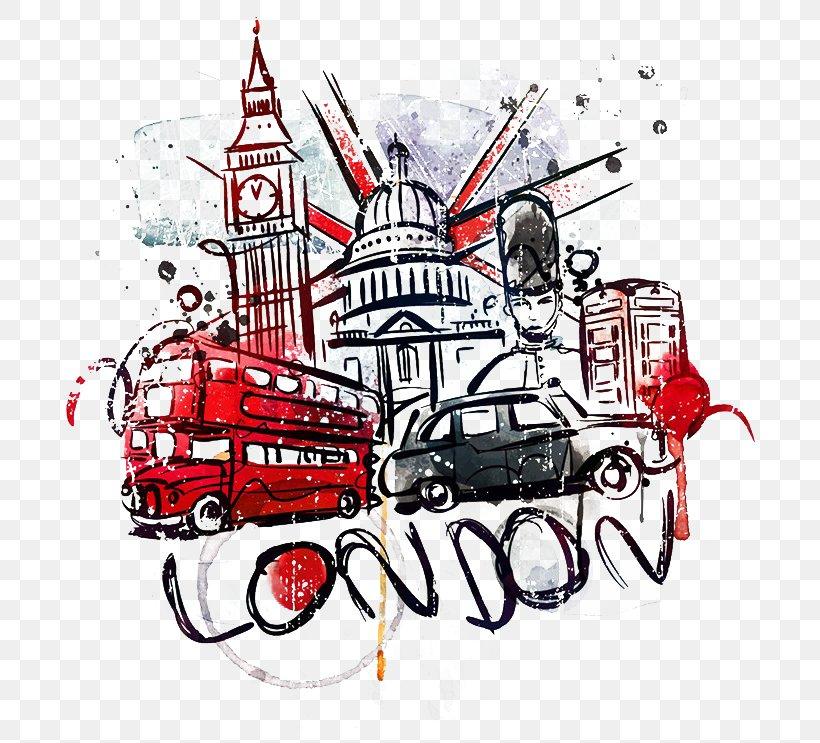 Big Ben Cartoon Illustration Png 720x743px Big Ben Architecture Art Automotive Design Brand Download Free
