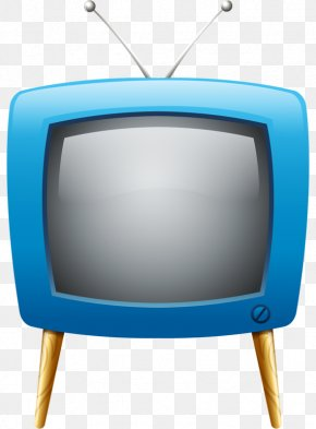 Black And White TV - Television Show Clip Art PNG