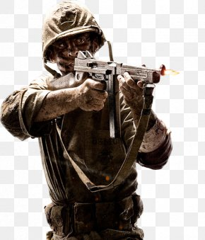 Soldier - Call Of Duty: World At War Call Of Duty: WWII Call Of Duty: Zombies Call Of Duty: Black Ops II PNG