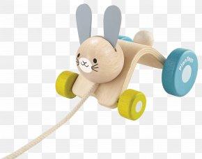 Toys - Plan Toys Rabbit Child Game PNG