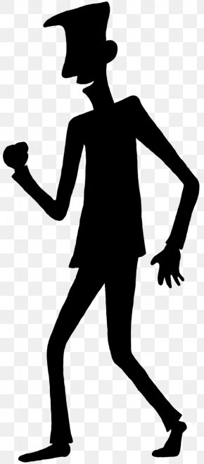 The Shadow Cliparts - Shadow Person Cartoon Silhouette Clip Art PNG