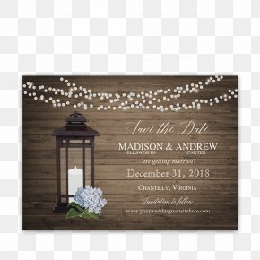 Lanternwedding Invitation - Wedding Invitation Save The Date Engagement Party PNG