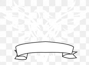White Eagle Cliparts - White Black Pattern PNG