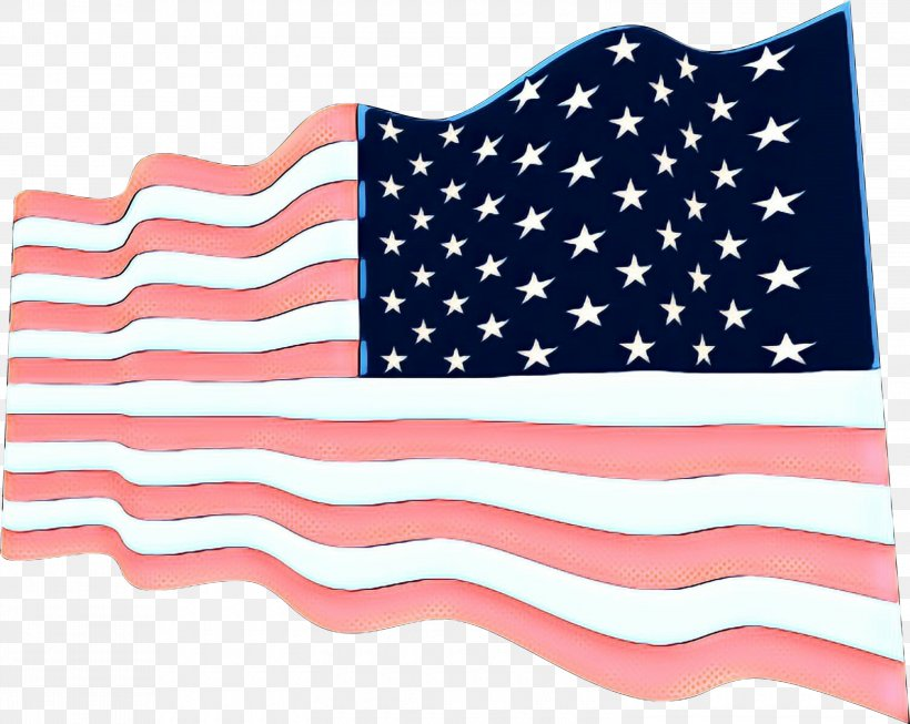 Flag Flag Of The United States Line, PNG, 3000x2391px, Pop Art, Flag, Flag Of The United States, Retro, Vintage Download Free