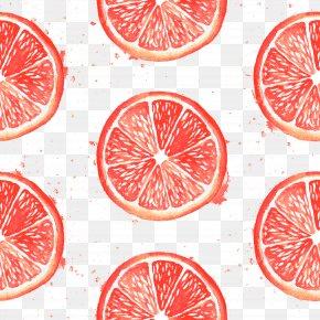 Orange Background Material - Blood Orange Pomelo Lemon PNG