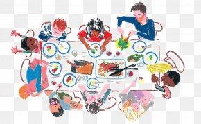Family Gathering - Korean Cuisine Dinner Meal Kimchi-jjigae Egg PNG
