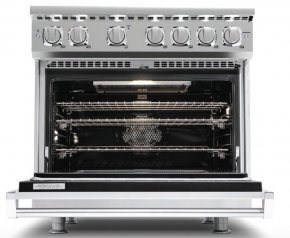 Oven - Cooking Ranges Gas Stove Kitchen Natural Gas Viking Range PNG
