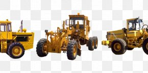 Construction Machinery - Heavy Machinery Architectural Engineering Tractor Grader Bulldozer PNG