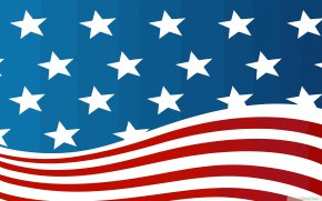 USA - Flag Of The United States Desktop Wallpaper Clip Art PNG