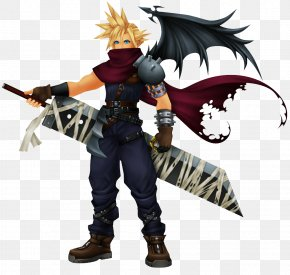 Final Fantasy - Crisis Core: Final Fantasy VII Kingdom Hearts Coded Cloud Strife Kingdom Hearts: Chain Of Memories PNG