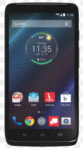 Verizon Wireless - Droid Turbo Motorola Droid Android Verizon Wireless Smartphone PNG