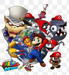 Mario Bros - Super Mario Odyssey Super Mario Bros. Super Mario Galaxy Electronic Entertainment Expo 2017 PNG