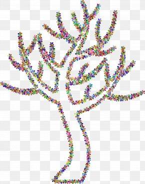 Tree - Fruit Tree Branch Desktop Wallpaper Evergreen PNG