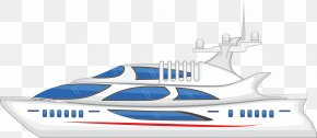 Luxury Cruise Ship - Ship Yacht Euclidean Vector Boat PNG