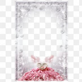 Romantic Valentine's Day Frame - Picture Frame Wedding Android Application Package PNG