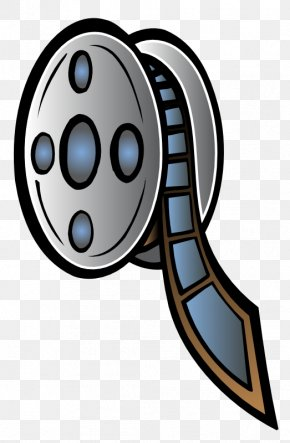 Film Cliparts - Film Reel Clip Art PNG