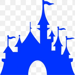 Blue Castle - Howls Moving Castle Cartoon Clip Art PNG