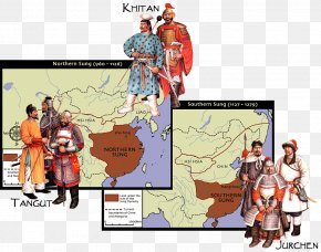China - Jin Dynasty Western Xia China Jurchen People Northern And Southern Dynasties PNG