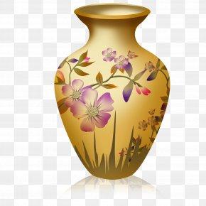 Vase - RGB Color Model PNG