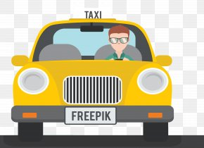 Taxi Driver Who - Taxi Bus Driving Hackney Carriage Uber PNG
