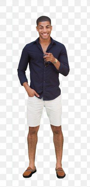 Casual Button - Sleeve T-shirt Image Dress Shirt PNG