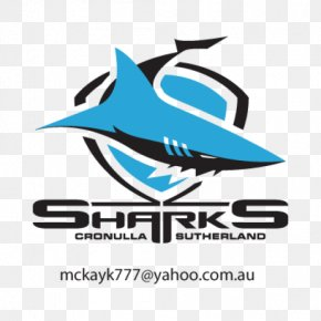 Shark Logo - Cronulla-Sutherland Sharks Logo Graphic Design Brand PNG