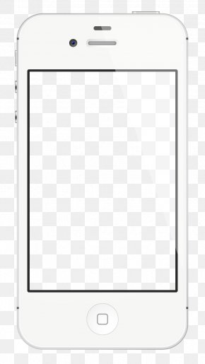 Template - IPhone Portable Communications Device Technology Gadget PNG
