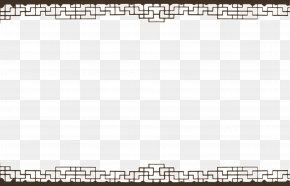 China Wind Pattern Border Classical Antiquity - China Computer File PNG