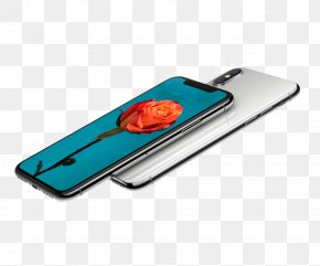 IPhone,X - IPhone X IPhone 8 Face ID Telephone Apple PNG