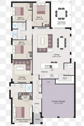 Indoor Floor Plan - Floor Plan House Interior Design Services Idea PNG