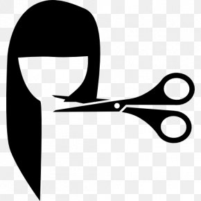 Scissors - Beauty Parlour Hairstyle Scissors Barber Hairdresser PNG