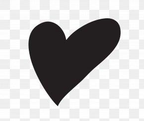 Hand Drawn Heart-shaped Vector - Heart Drawing PNG