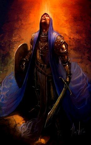 Medival Knight - Crusades Knights Templar Fantasy Fantastic Art PNG