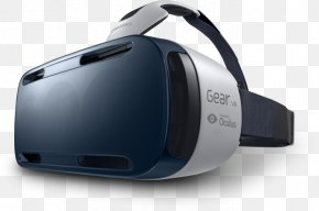 Samsung Virtual Reality Headset - Samsung Gear VR Oculus Rift Virtual Reality Headset PlayStation VR PNG