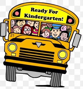 Preschool Language Cliparts - Bus Student North Panola School District Sulphur Springs High School Transport PNG