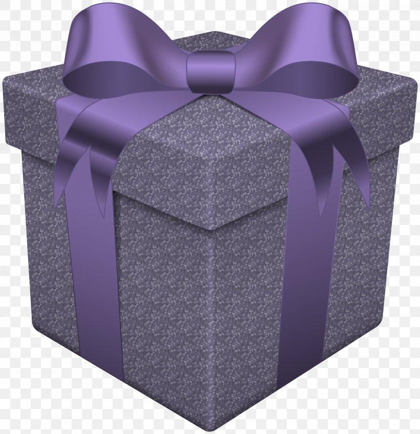 Christmas Gift Clip Art, PNG, 2896x3000px, Purple, Bag, Box, Christmas, Gift Download Free